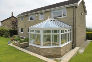 five sided conservatory