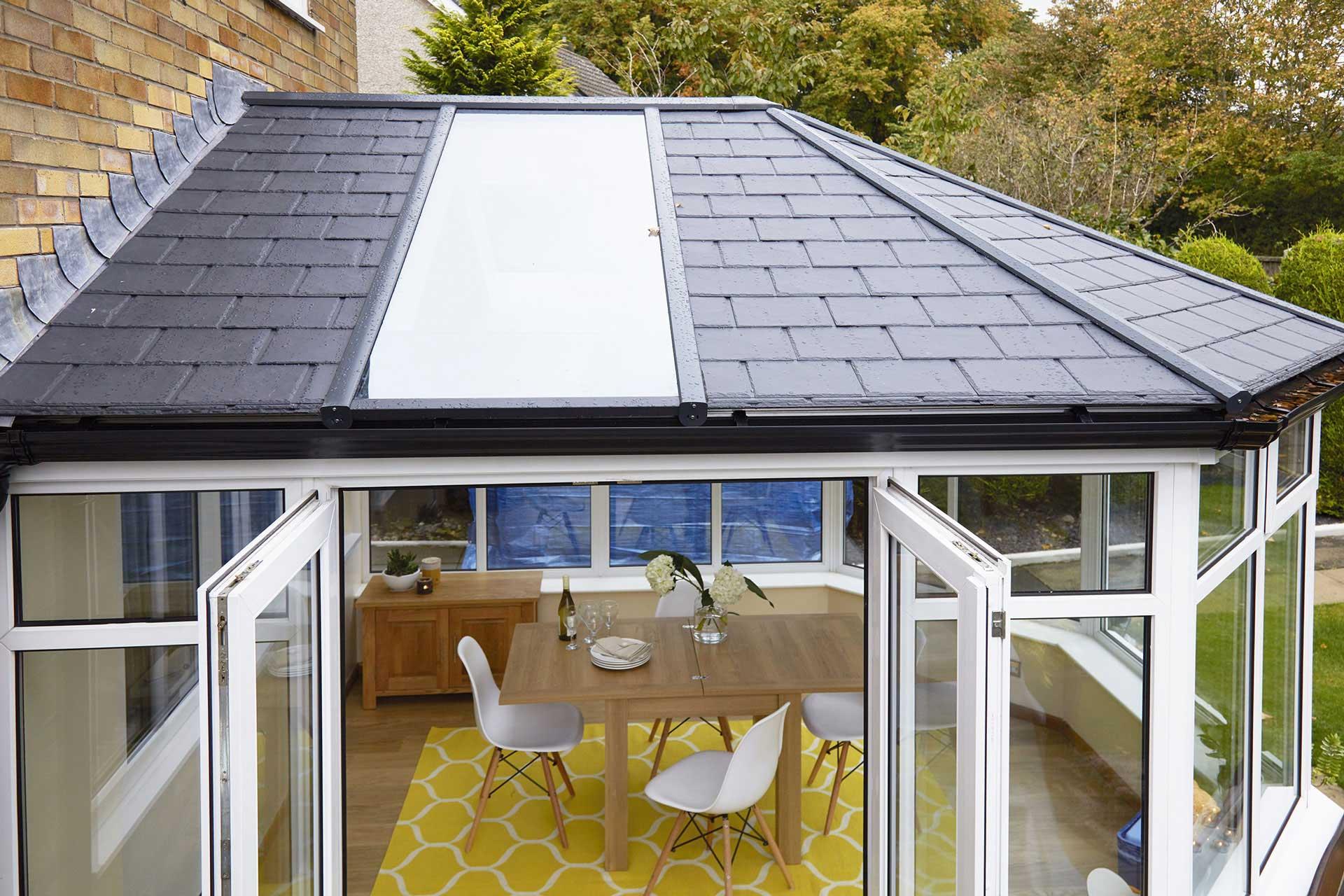Tiled Conservatory Roofs Kidderminster Tws Windows Doors