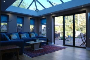 beautiful aluminium doors