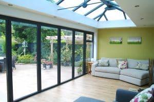 secure bi-fold doors
