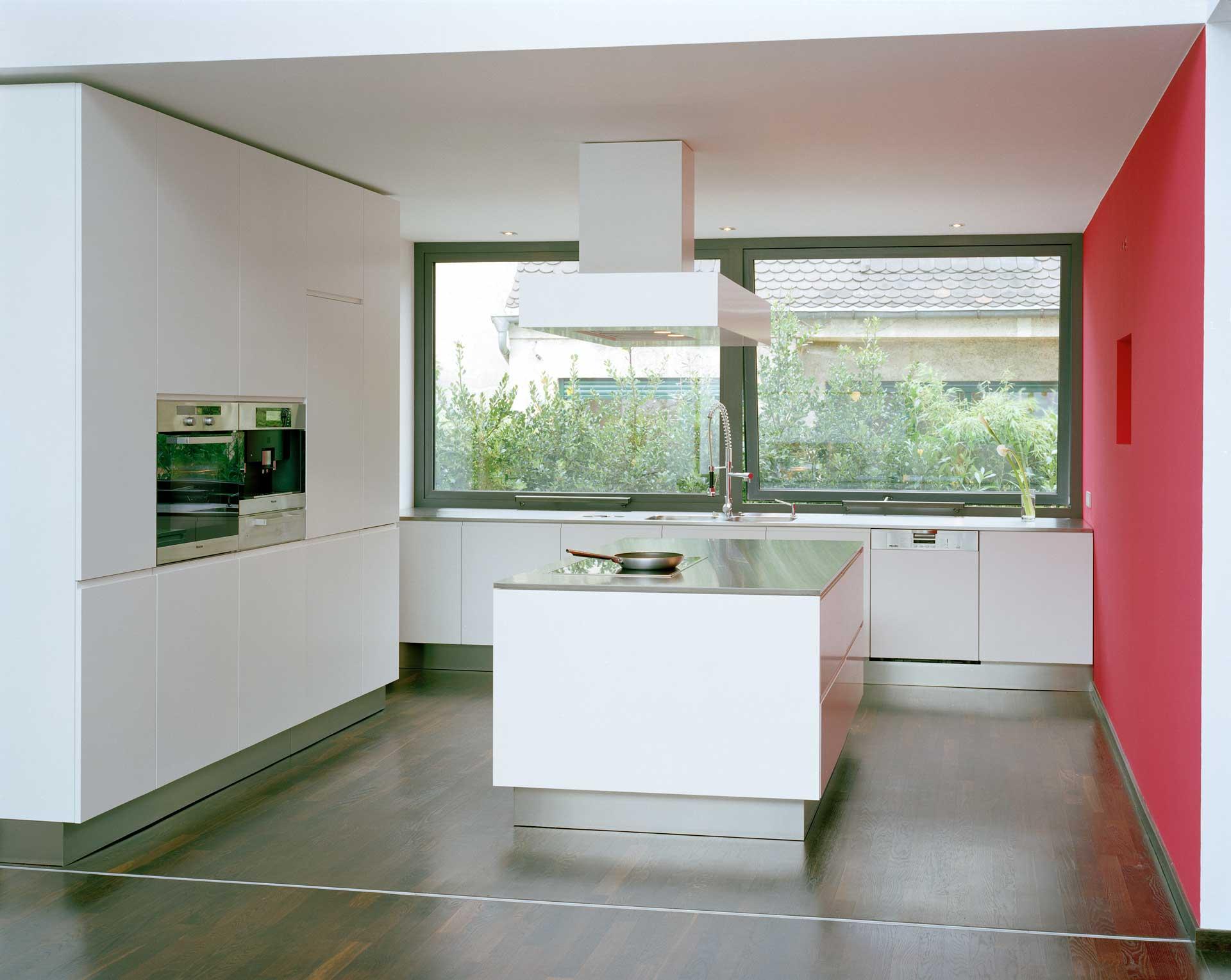 modern aluminium windows