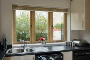 uPVC Kitchen Windows in kitchen